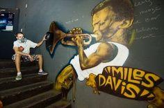 MILES DAVIS in Daegu, S. Korea