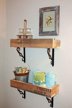 pallet shelves for kitchen 16