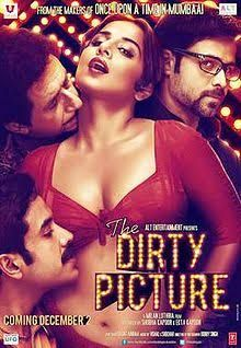 The Dirty Picture - based on the life of South India cinema syren Silk Smitha 2011 Movies, Hd Movies, Movies Online, Movie Songs, Movie Tv, Hindi Movie, Picture Song, Vidya Balan Hot, Bollywood Posters
