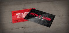 Fifth Column Airsoft Supplies business card design by Pigmental. Check out the camo pattern running through the background colours. Check out there website at www.fifthcolumnairsoft.co.uk Business Card Design, Business Cards, Fifth Column, Camo Patterns, Airsoft, Colorful Backgrounds, Colours, Running, Website