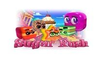 #SugarRush Are you one of those #gamers with a sweet tooth? Then this might be the best video slot game for you since it has mouth watering symbols that appear on the reels every time you are #playing.  It is anew game from the #Topgame technologies released in December 2013 and has 20 paylines and 5 reels featuring a candy-land bonus game and #free spins rounds.