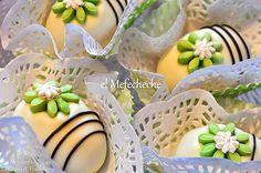 El Mefecheche: Gâteau Algerien aux Biscuit, Crème au beurre et chocolat - Couscous et Puddings