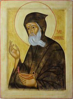 saint charbel of liban orthodox The Saint, St Charbel, Religion Catolica, Catholic Saints, Orthodox Icons, Byzantine, San, Pictures, Painting