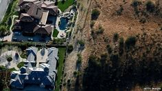 California drought: Will the Golden State turn brown? / Peter Bowes / BBC News, Los Angeles, 4/6/2015