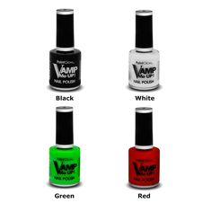 PaintGlow Vamp me Up nagellak - make-up halloween, gothic | Attitude H