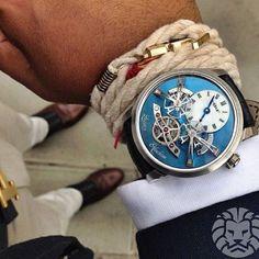 relojes, gemelos, pulseras, pañuelos Y MÁS