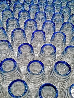 Glasses by AdamBaronPhoto, via Flickr    Sometimes repetition is a good thing.