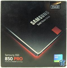 Samsung 850 Pro 256GB SSD Review