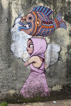 Mumbai Street Art SWAG.