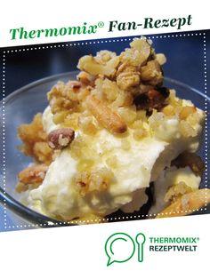 Italienisches Apfeldessert von sabri. Ein Thermomix ® Rezept aus der Kategorie Desserts auf www.rezeptwelt.de, der Thermomix ® Community.