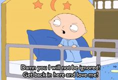 Stewie Griffin Family Guy Quote 8