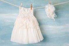 Βαπτιστικό φόρεμα Bambolino Rosa