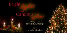 I'm pleased to announce the release of a collection of Christmas short stories, Bright Lights and Candle Glow. You can download this anthology for FREE! This collection from eight talented au…