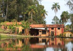 Fazenda Paraíso - Restaurante e Alambique - Cidade de Atibaia