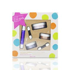 Glorious Afternoon - KLEE Girls 4-PC Makeup Set