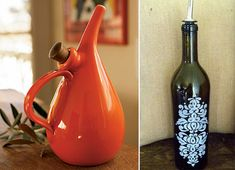 best way to store olive oil!