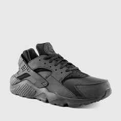 Nike - Women's Air Hurache Run (Black)
