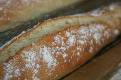 Godt og Sunt: Ekte Fransk Baguette trinn for trinn