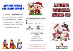 Ya esta la programación de Navidad a vuestra disposición. +info en la Biblioteca Municipal