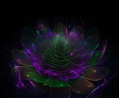 Fractal Flower Art   Fractal flower by ~DiZa-74 on deviantART
