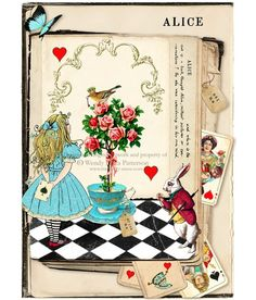 """""""Curiouser and curiouser.""""  ― Lewis Carroll, Alice's Adventures in Wonderland & Through the Looking-Glass"""