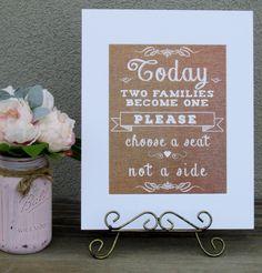 http://www.ebay.com/itm/Rustic-Country-Vintage-Wedding-Signs-Set-of-4-Burlap-Look-Signs-in-White-Frames-/161632561080?pt=LH_DefaultDomain_0&hash=item25a20d27b8  #burlap #denim #wedding #classic #outdoorwedding #outdoors #goegeous #rusticwedding #rustic #cute #love  #love #weddingdecor #weddingsigns  #thankyou