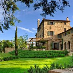 Villa San Paolo Castello di Reschio, Umbria, Italy