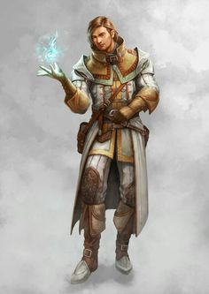 White Jacket Mage