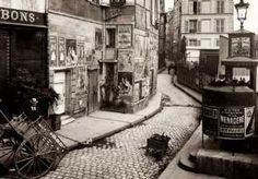 Scenes of Old Paris, Vintage Paris Vintage Paris, Eugene Atget, Old Pictures, Old Photos, Famous Photos, Vintage Photographs, Vintage Photos, Paris 1900, Paris Rue