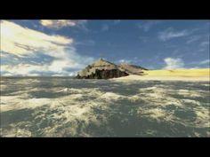 Fortaleza Huarco, reconstruccion virtual 3D - YouTube