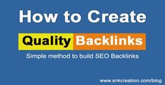 the broken-link building method Broken Link, Seo, Meant To Be, It Works, Author, How To Get, Type, Website, Create