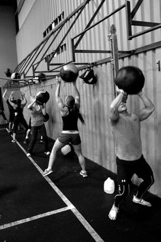 Join a Crossfit Gym