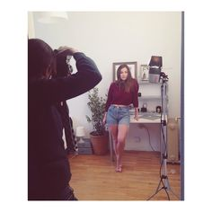 Behind the scene : photo shooting for WAK Juicy Collection SS15
