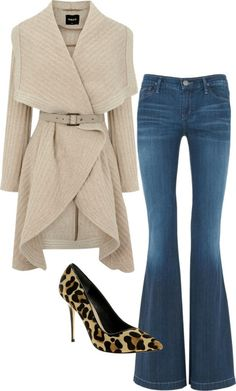 Like this look!