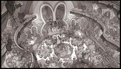 Zootopia: 100+ Early Concept Art Collection - Daily Art, Movie Art