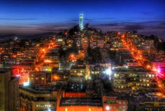Coit Tower, San Francisco by Visualist Images, via Flickr