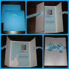 Baptism invitations - Dinis