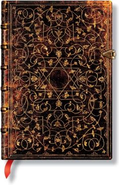 Paperblanks Grolier Ornamentali Midi Lined Journal