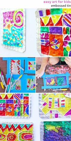 135 Best Art Craft Workshop Ideas Images Art For Kids Art Rooms