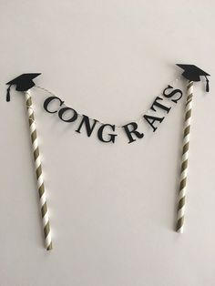 Graduation Cake Topper  Graduation by SweetEscapesbyDebbie on etsy