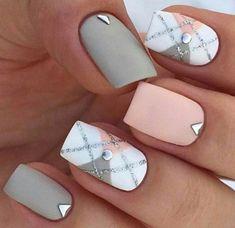 13 beautiful nail art designs for summer 2017 - Nails - # for # . - 13 beautiful nail art designs for summer 2017 – nails – - Beautiful Nail Art, Gorgeous Nails, Amazing Nails, Elegant Nail Art, Beautiful Women, Super Nails, Cute Nail Designs, Plaid Nail Designs, Summer Nail Designs