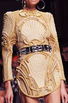 If I could own only one Balmain piece it would be this!