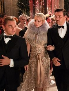 Die prachtige kostuums in de gloednieuwe Great Gatsby-film