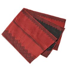 Kiryu Fabric, Lace Design, Reversible Heko Obi (Belt), Ma... https://www.amazon.com/dp/B00IVNWFC4/ref=cm_sw_r_pi_dp_x_DULFyb2EAQKJE