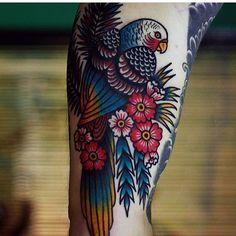 Tattoo by @electricmartina !!