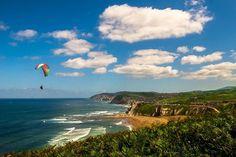 Euskadi Bizkaia Getxo Golf Courses, Sky, Mountains, Nature, Travel, Norte, Countries, Heaven, Naturaleza
