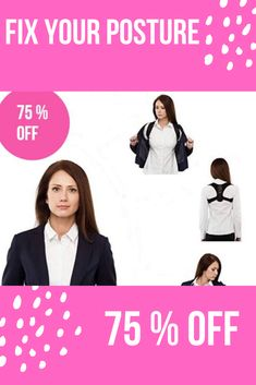 The Best Posture Corrector For Men and Women! The Top Posture A Back Brace For Posture and Mind. Our Zeowo Back Posture Corrector heals your back problems and your depression. Our Zeowo Posture Corrector is made of custom cushioning. Back Brace For Posture, Fix Bad Posture, Better Posture, Good Posture, Shoulder Posture Corrector, Posture Corrector For Men, Shoulder Support Brace, Posture Collar, Posture Support