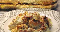 Υλικά 2 φιλέτα κοτόπουλο σε μπουκιές 2 κρεμμύδια 10 φέτες Μπέικον 1 κρέμα γάλακτος 500ml 2 κούπες τυρί γκούντα!! Αλάτι κ πιπέρι ...