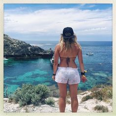 Bliss ! #snorkel #rottnest #rottnestisland #holidays #ocean #lifeissogood #noapstudio #hats @noapstudio #sonyactioncam by telli_deveaux http://ift.tt/1L5GqLp