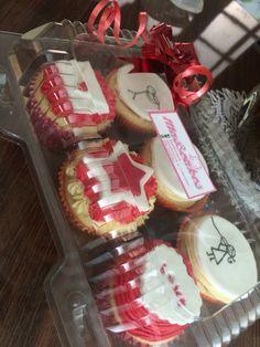 Cupcakes llenos de amor❤️